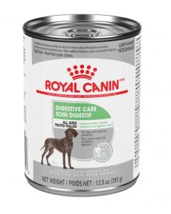 Conserve soin digestif pâté en sauce Royal canin, 385g