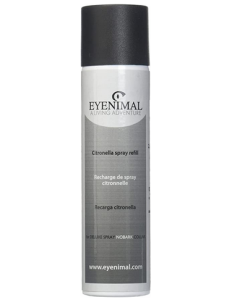 Bombonne recharge citronnelle Eyenimal, 75ml