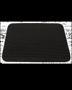 Tapis pour bac à litière EVA noir, Trixie  40 X 55 cm