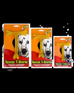Os de dentition pour chien, Texas t-bone au boeuf Fido