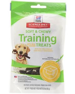 soft chewy training treats