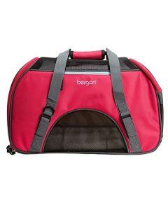 Transporteur Comfort pour chien et chat rouge Fushia
