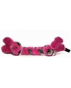 Jouet Schum-Tug rose pour chiens