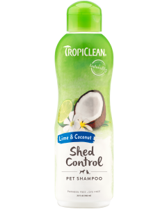 tropiclean shed control