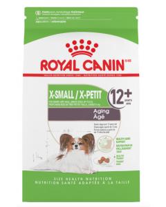 Nourriture pour chien très petit Royal Canin âgé +12