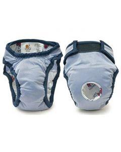 Culotte hygiénique réutilisable pour chiens et chats, PoochPants