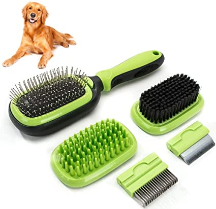Brosse poils pour chien ou chat