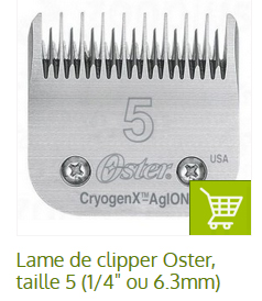 lame oster a5